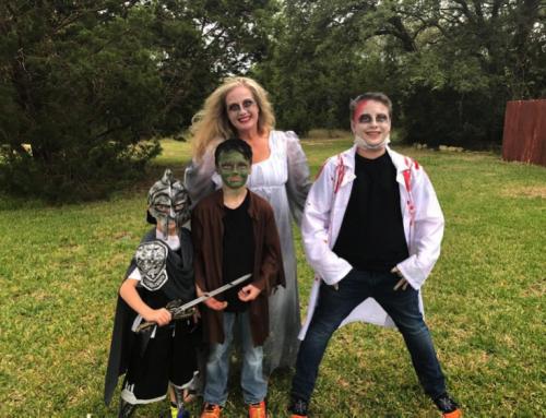 Happy Halloween with Kellidawn