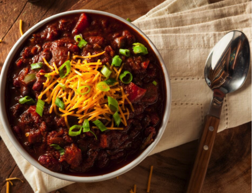 Oklahoma born Chili for those Fall Days