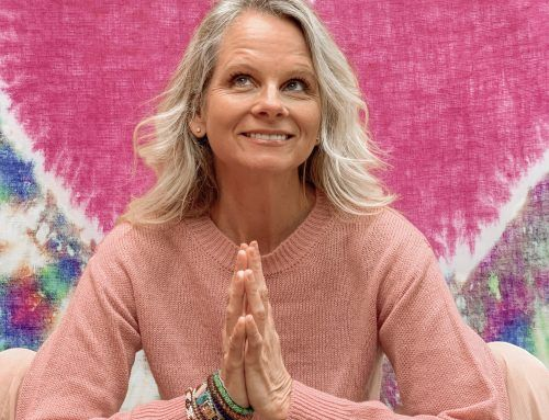 Yoga saved Pamela's life, she now talks about Yoga Therapy and how it can work for everyone!
