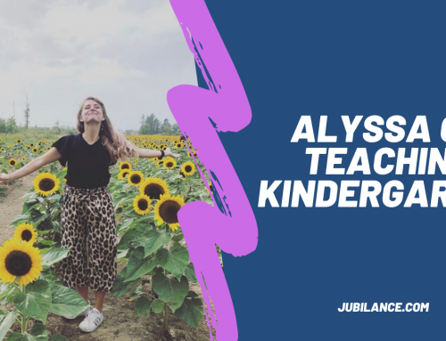 Alyssa on Teaching Kindergarten and moving to NY from Ohio