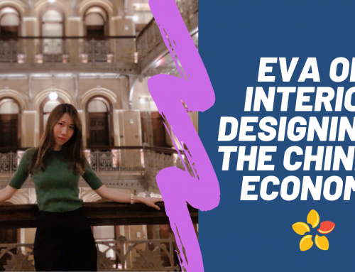 Eva on Interior Designing and the Chinese Economy
