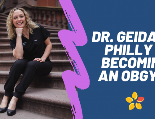 Dr. Geida on Philly and becoming an OBGYN