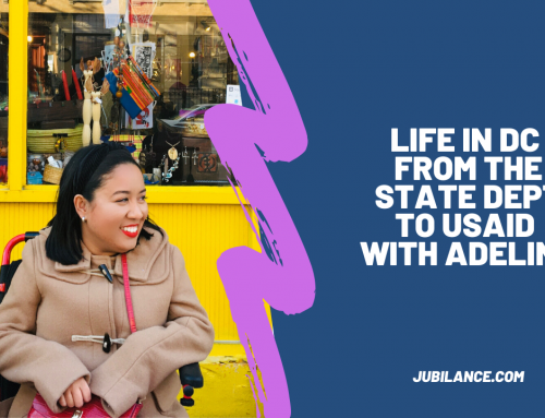 Life in DC from the State Department to USAID with Adeline Joshua