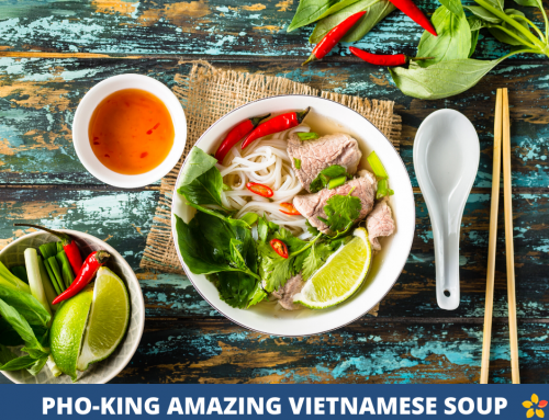 Pho-king amazing Vietnamese Soup