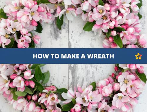 Flower Wreaths for Your Door