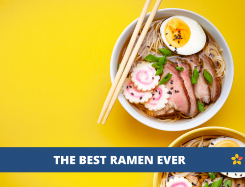 The Only Ramen I ever want to eat