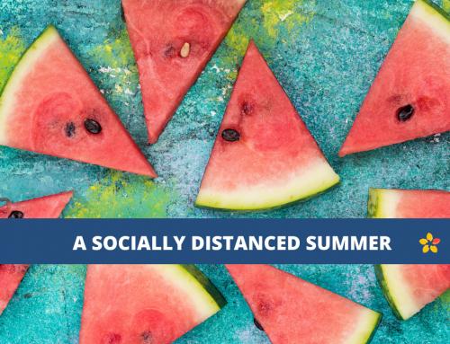 Summer Social Distancing